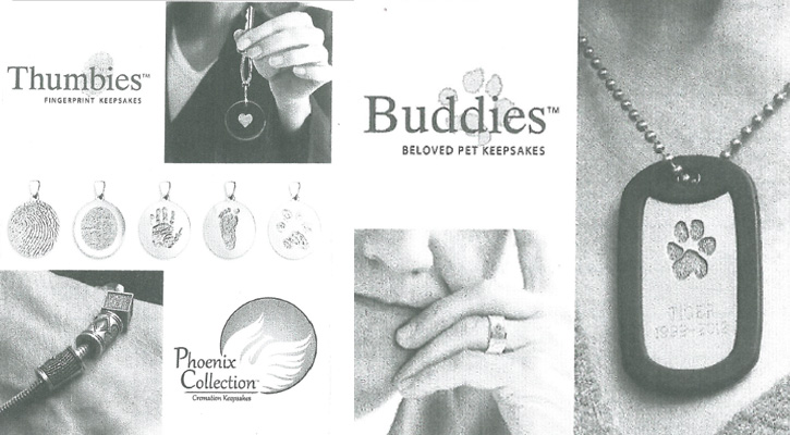 Phoenix Collection - Thumbies & Buddies